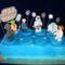 Lego Star Wars torta