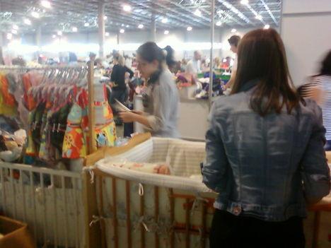 Babaholmibörze és Gyerek Expo 2013. április 10