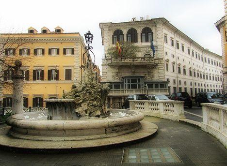 Cembalo di Borghese
