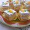 Tejfölös narancsos kocka