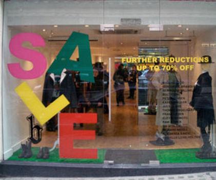 B store