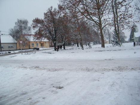 Kóny, Rákóczi utca