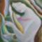 Múzsa. pasztell-papir 50x40cm
