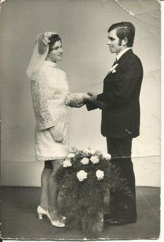 Feri feleségével