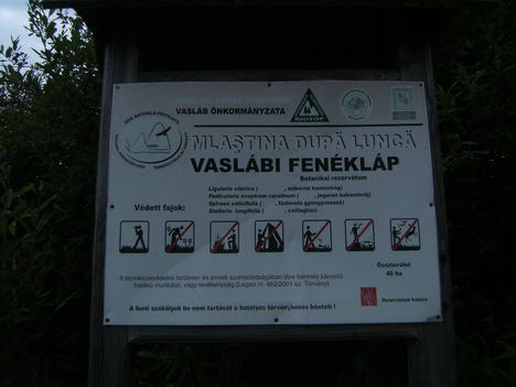 Hargita megye természetvédelmi területei