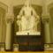 Krisztus szobor az altemplomban