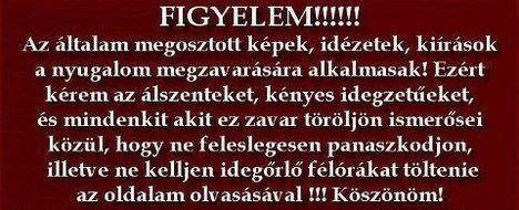 FIGYELEM