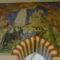 A dzsámi keresztény freskója