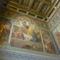 A Jézus Szíve kápolna, freskóit Lotz Károly festette.