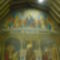 A magyar szentek legendájával díszített Mária-kápolna, falfestményeit Székely Bertalan festette