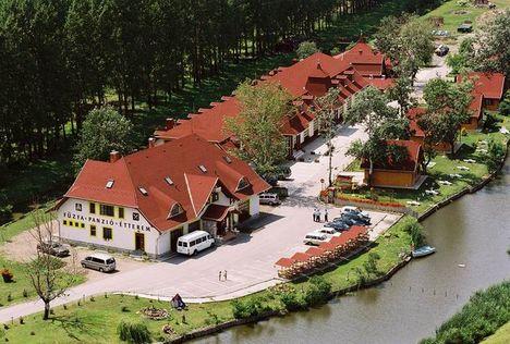 Fűzfa Pihenőpark - Poroszló