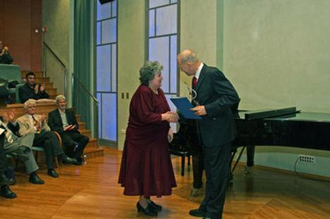 Pálkerti Zsuzsanna 2008-as év magyar nóta szerzője