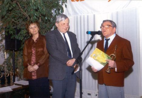 Vitárius Imre 2004. év magyarnóta-szerzője