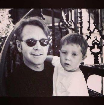 Andy és fia
