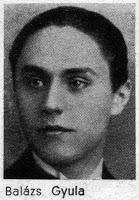 Balázs Gyula
