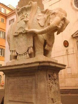 Bernini elefántja