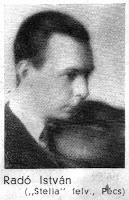 Radó István