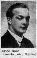 Urbán Imre (1913-1962)