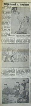 Bábjátékosok, Kisalföld, 1959.10.30. 6