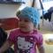 Lányom sapija