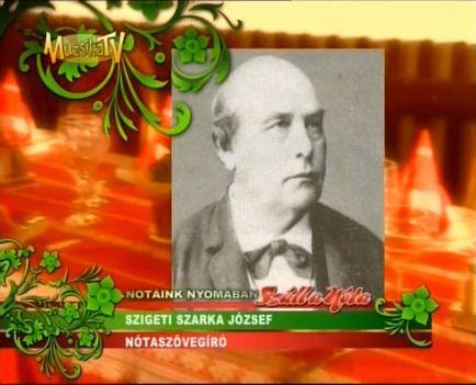 Szigeti Szarka József 1913 - 1977