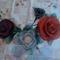 harisnyaviragok,nylon flower,meia de seda 9