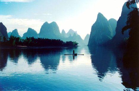 Guilin , Kína 40