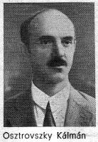 Osztrovszky Kálmán