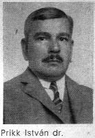 Prikk István dr