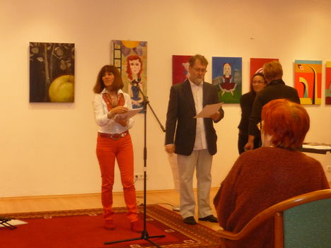 Artfeszt kiállításmegnyitó 2013. 2