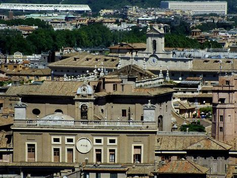 L orologio del Collegio Romano