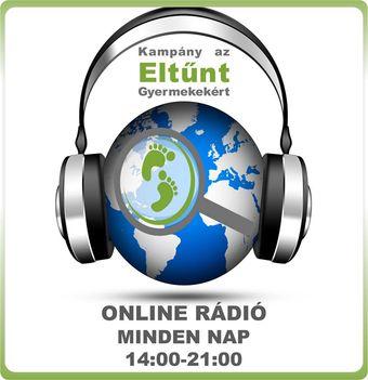 Online rádió az eltünt gyermekekért: hogy kevesebb legyen az eltünés