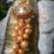 arany bogyós karkötő