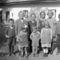 Gyerekek faluhelyen 1940