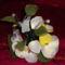 harisnyaviragok,nylon flower,meia de seda 4