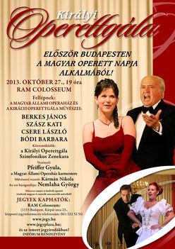 Királyi operettgála