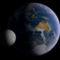 A Hold és a Föld