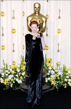 A legjobb mellékszereplőnek járó díjért 2008-ban az Oscar gálán