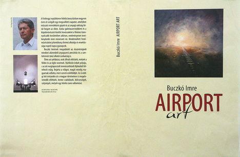 Buczkó Imre könyve az Airport Art