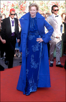 Cannes, 2002 - A Narnia krónikái fehér királynője