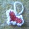 Kulcstartó Valentin napra