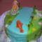 Tejszínes csoki torta(horgász)