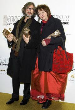 Yolande Moreau és martin Provost