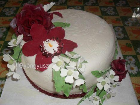 Ribizlis torta