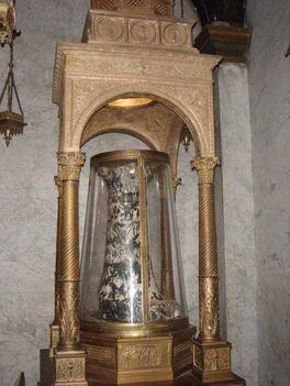 Santa Prassede Jézus oszlopa