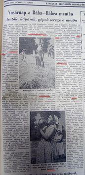 Aratók, 1961.06.27. 1