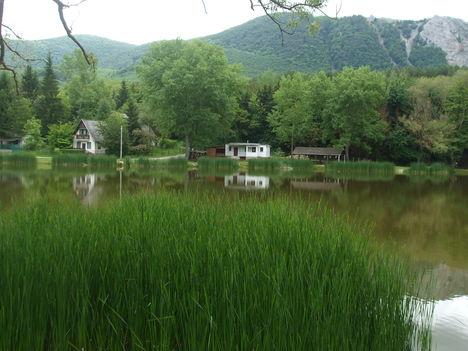Bélapátfalva tó és kőfejtő