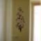 cseresznyevirág, festés, fal, dekorálás 4