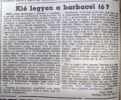Kié legyen a barbacsi tó Kisalföld, 1959.05.07. 4. o