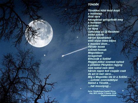 ÚjHoldVarázslat TündérAnya verse